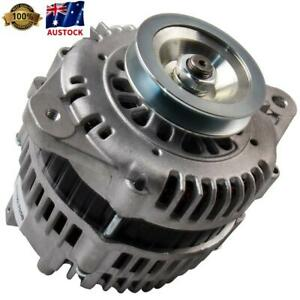 110A  Alternator For Nissan Patrol GU Y61 TD42 4.2L TD45 Turbo Diesel 1998-2007