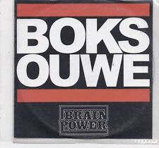 Brainpower-Boks Ouwe Promo cd single