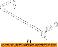 ford oem transmission oil cooler-return pipe 9l3z7b028f