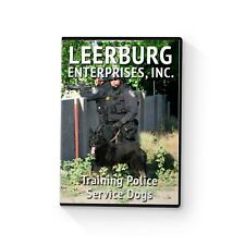 Training Police Service Dogs DVD by Leerburg