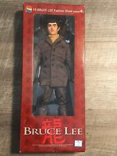 "BRUCE LEE MODE 19 SERIES 4 MEDICOM 12"" 1/6 Figure Half Jacket"