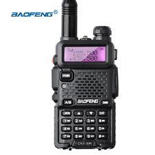 100% Baofeng DM-5R VHF/UHF DMR Digital Two-Way Radio Walkie Taklie Transceiver