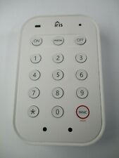 Iris White Security Alarm Keypad Model  IL021