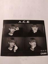 K-POP A.C.E Undercover Chan Stickers
