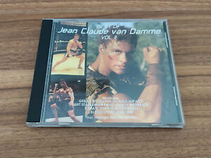 JCVD Van Damme BEST OF VOLUME 2 Audio Soundtrack Score OST Music CD Rare Limited