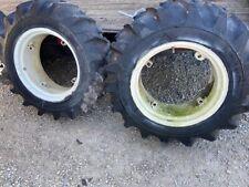 Farmall International 340 Utility Tractor Ih Rims Rim Amp 124 X 24 Tires