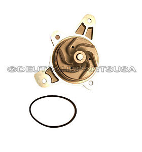 Engine Coolant Cooling Water Pump for BENTLEY CONTINENTAL GT GTC FLYING SPUR V12