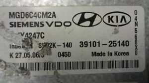 06 07 08 KIA OPTIMA ENGINE ECM 2353