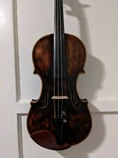 Beautiful Old German 4/4 Violin By A.E. Fischer Bremen