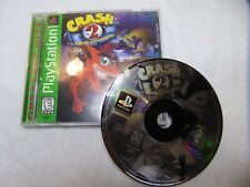 Crash Bandicoot 2: Cortex Strikes Back (Sony PlayStation 1, 2000) Complete