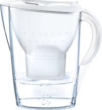 """Brita Wasserfilter """"Marella Cool weiß"""" Maxtra Memo Kartusche filtern Trinkwasser"""