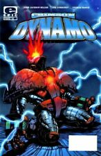 Marvel Epic Comics Crimson Dynamo #6 2004 NM
