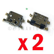 2X Alcatel One Touch Fierce 2 7040T 7040N 7074 USB Charging Port Dock Connector