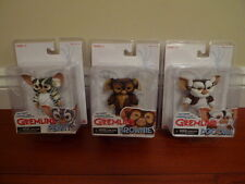 Neca Gremlins Series 4 Full Set Mogwais Penny, Doo Dah & Brownie Cult Film BN