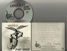 Gonzales / Chilly Gonzales - Ivory Tower CD 2010 Gentle Threat US promotional EX