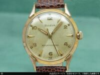 BULOVA Two-tone Color Dial Automatic Cal.11ACAC Vintage Men's Watch around 1950