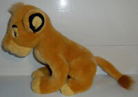 "14"" Disney Store EXCLUSIVE Lion King Young SIMBA Plush Stuffed Animal Cub Soft"