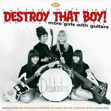 GIRLS WITH GUITARS 2 - DESTROY THAT BOY - CDCH 1224