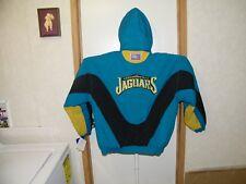 Jacksonville Jaguars VERY RARE REEBOK NFL PRO LINE Winter Jacket Coat MEDIUM NWT