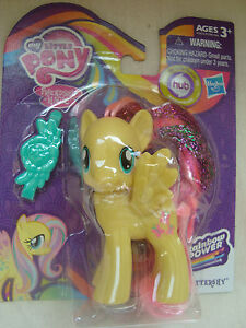 Mon Petit Pony Hasbro Friendship Fluttershy Magic Hasbro a 5621 Rainbow Power