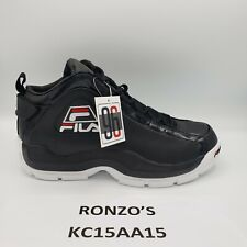 Fila 96 Grant Hill black/white/red shoes Men's size 13