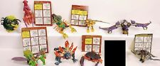 1996-98 Hasbro / Takara Beast Wars Mixed Lot of 9 Transformers Gently Used
