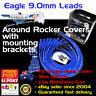 Eagle 9mm Around Rocker Cover Ignition Spark Plug Leads Fits Cleveland + Mounts