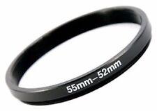Adattatore Filtro Anello Adattatore Step-Down 55mm - 52mm 55-52 mm