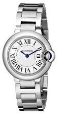 Cartier Women's Ballon Bleu Swiss Quartz Stainless Steel Watch W69010Z4