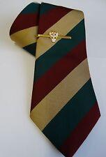 Gift Set - THE MERCIAN REGIMENT Polyester Tie & Tie Grip