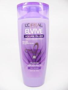 L'Oréal Paris Elvive Volume Filler Thickening Shampoo, 12.6 fl. oz.