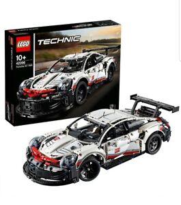 LEGO Technic 42096 Porsche 911 RSR STEM Building Kit GENUINE SEALED Gift NEW!