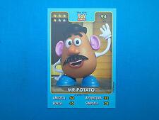 Collezione Disney Pixar Auchan Simply 2016 Card n. 94 Mr Potato