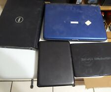 Lot of 4 laptops Dell, Toshiba and Acer. For parts, untested.