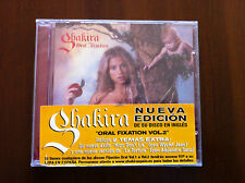 SHAKIRA - ORAL FIXATION VOL 2 - CD - 13 TRACKS - NEW & SEALED - NUEVO EMBALADO