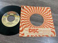 """Kiss 45 rpm Philippines 7"""" shandi"""