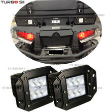 Polaris Rangler XP 900 100 570 UTV Flush Mount LED Reverse Lamp Backup Lights