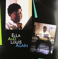 Ella Fitzgerald, Louis Armstrong - Again [New Vinyl LP] Ella Fitzgerald, Louis A