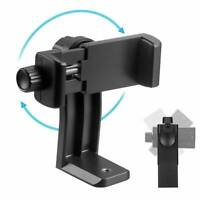 1x Universal Smartphone Tripod Adapter Cell Phone Holder Mount For Camera iPhone