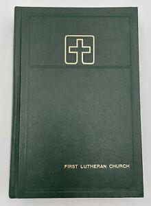 Lutheran Book Of Worship Hymnal Hymns 2001 HC Augsburg Publishing House 21-1005