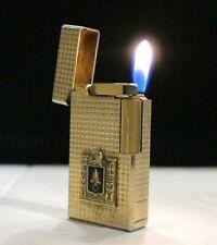 Briquet Ancien Flaminaire F-10 Légion Indochine Vintage Fuel Lighter Feuerzeug