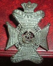 CAP BADGES-ORIGINAL PRE 1882 60th KINGS ROYAL RIFLE CORPS GLENGARY BADGE