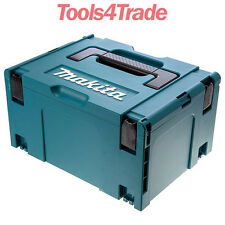 Makita 821551-8 MAKPAC Stacking Connector Tool Case TYPE 3 396 X 296 X 210mm