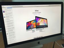 Apple iMac 27 5K Core I5 3,2 Ghz Retina 8 Go RAM 1 To HDD Facture et Garantie !