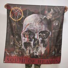 Slayer Banner South Of Heaven Flag Album Cover Tapestry Logo Art Poster 4x4 ft
