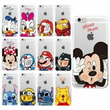 Disney Silicone/Gel/Rubber Cases & Covers for iPhone 8 Plus