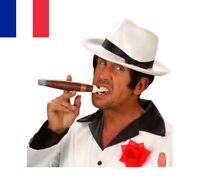 Faux Cigare Géant Plastique 22cm Cowboy Gangster Mafia Déguisement Smoking