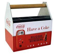 COCA-COLA COKE Boîte à couverts SUPPORT PORTE STYLOS/PORTE-PLUME USA Ustensile