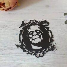 Halloween Vampire Frame Metal Cutting Dies Stencil DIY Scrapbooking Album Stamp