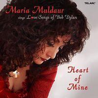 Maria Muldaur - Sings Love Songs of Bob Dylan [CD]